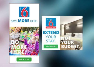 HTML 5 banner ads